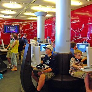 Интернет-кафе Режа
