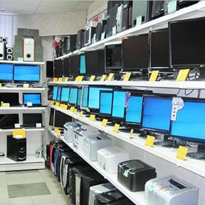 Компьютерные магазины Режа