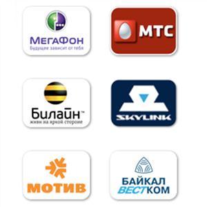 Операторы сотовой связи Режа