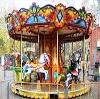 Парки культуры и отдыха в Реже