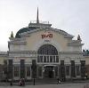 Железнодорожные вокзалы в Реже