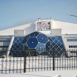 Спортивные комплексы Режа
