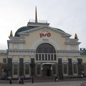 Железнодорожные вокзалы Режа
